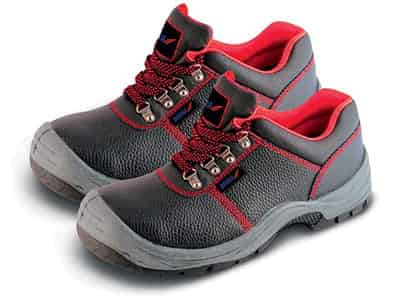 Dedra BH9P1A-36 leather safety shoes at Wasserman.eu
