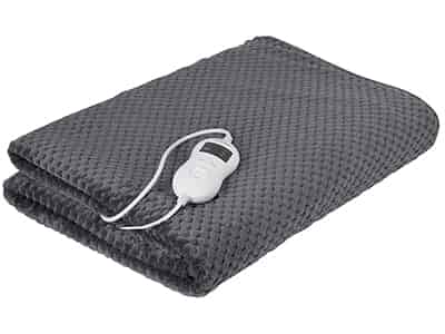Electric blanket with timer CR 7416 at Wasserman.eu
