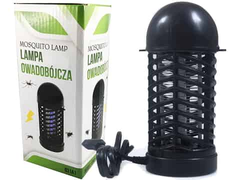 Insecticidal lamp. Wabi and fights flying insects Q31A1 at Wasserman.eu