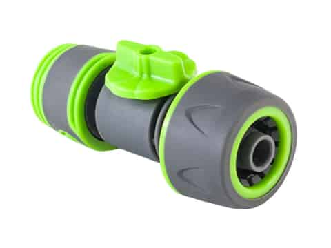 """3/4 """"- 1/2"""" hose connector with S.G. regulation. QUICK CONNECTOR S-80356 at Wasserman.eu"""