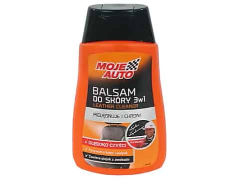 3in1 leather balm 250ml for upholstery at Wasserman.eu