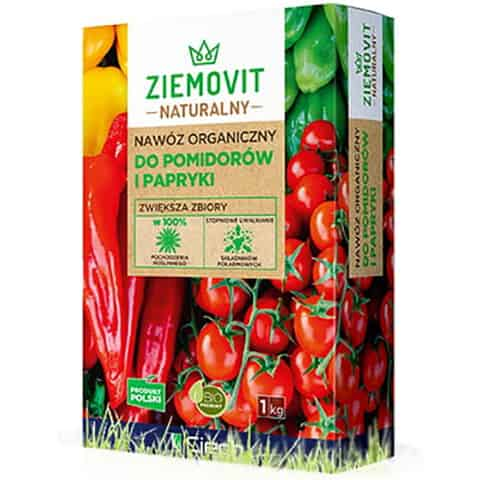 Ziemovit fertilizer for tomatoes and peppers 1 kg at Wasserman.eu