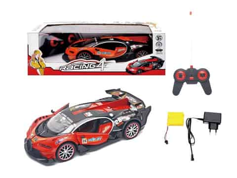 Car R/C with charger at Wasserman.eu