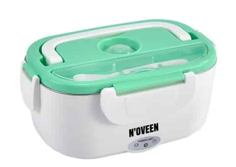 Heated container for food Lunch Box LB420 Mint at Wasserman.eu