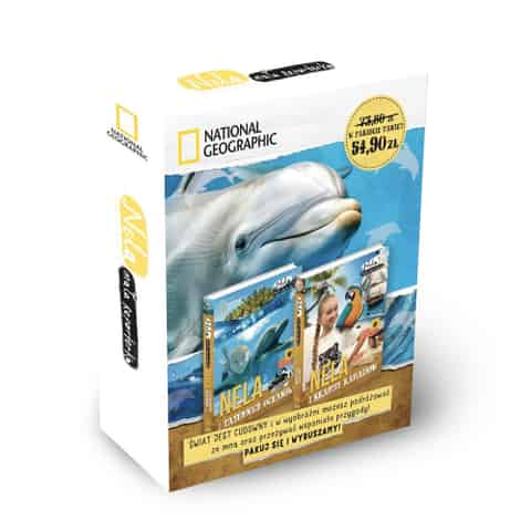 Book Package: Nela and the treasures of the Caribbean/Nela and the secrets of the oceans at Wasserman.eu