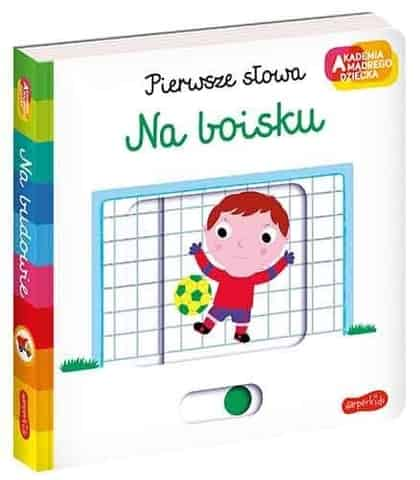Booklet First words Smart Child Academy On the pich at Wasserman.eu
