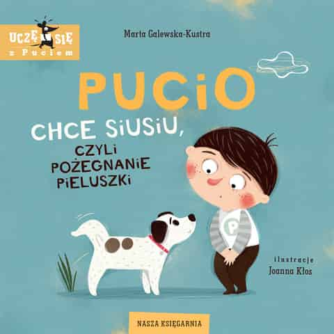 Book Pucio wants to pee, which is goodbye to the diaper at Wasserman.eu
