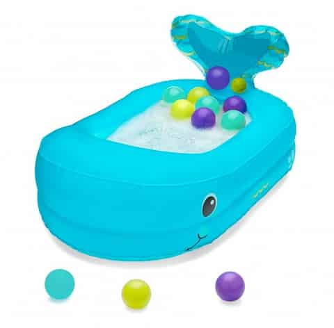 Infantino Pool with ball s - Whale at Wasserman.eu