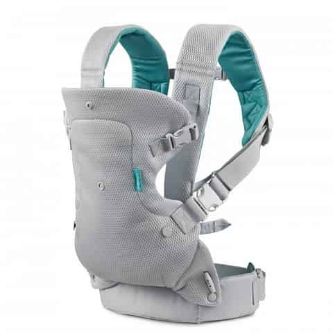 Infantino 4-in-1 baby carrier at Wasserman.eu