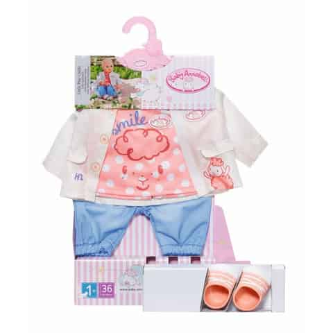 BABY ANNABELL Little Pla y Outfit at Wasserman.eu