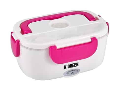 Heated container for food Lunch Box Noveen LB320 at Wasserman.eu