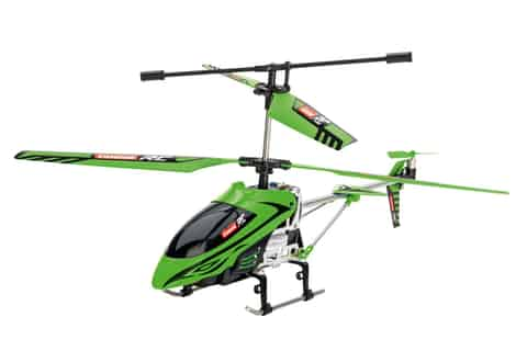 Helicopter RC Air Glow Storm 2,4GHz at Wasserman.eu