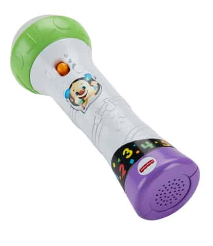 Microphone Toddler Sing and record at Wasserman.eu