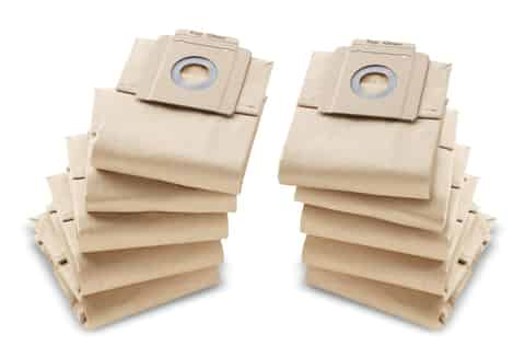 Paper bags, 10 pieces for T 7/1 6.904-333.0 at Wasserman.eu