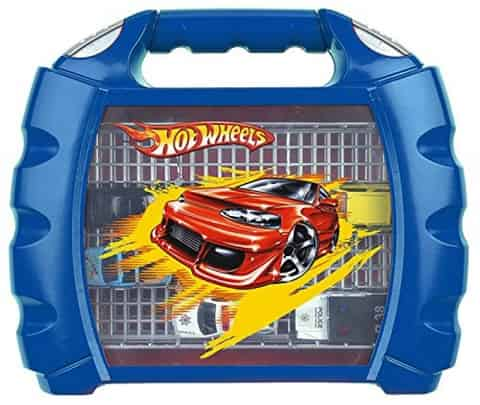Suitcase for Cars Hot Wheels at Wasserman.eu