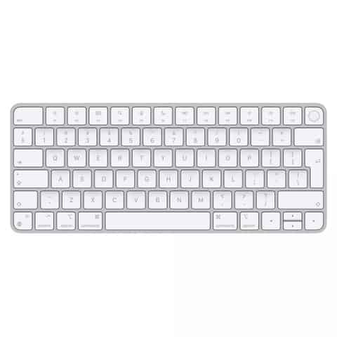 Magic Keyboard with Touch ID for Mac models with Apple layout - English (International) at Wasserman.eu