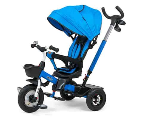 MILLY MALLY Tricycle Movi Blue at Wasserman.eu