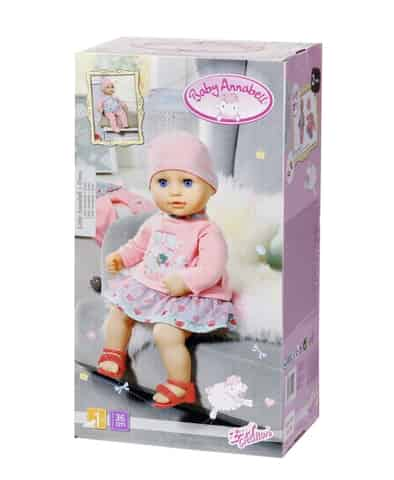 Doll Baby Annabell Small doll with clothes set at Wasserman.eu