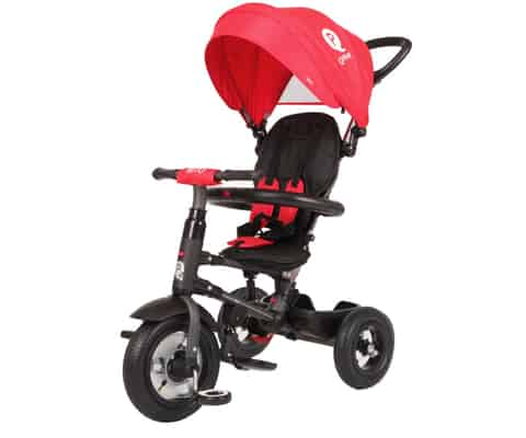 Tricycle Rito Rubber red at Wasserman.eu